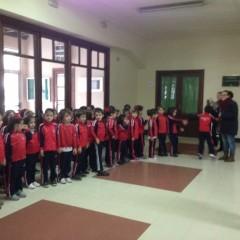 Visita do Colexio María Auxiliadora