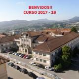 Inicio do curso 2017-18