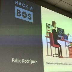 Apaixoante charla de Hack a BOS