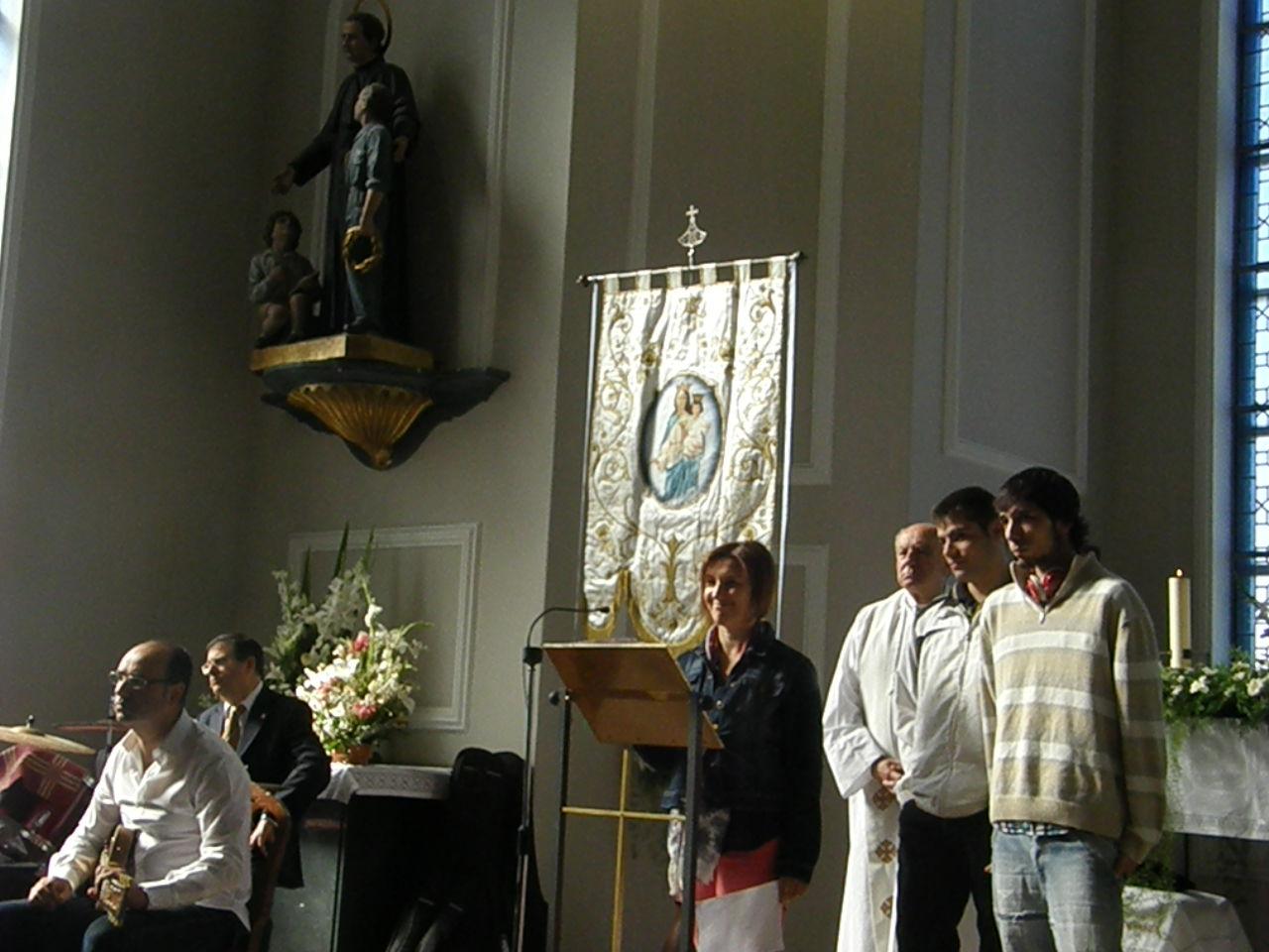 Fiesta de Nuestra Patrona, 24 de mayo