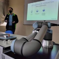 ROBOTS COLABORATIVOS – XIV SETEC